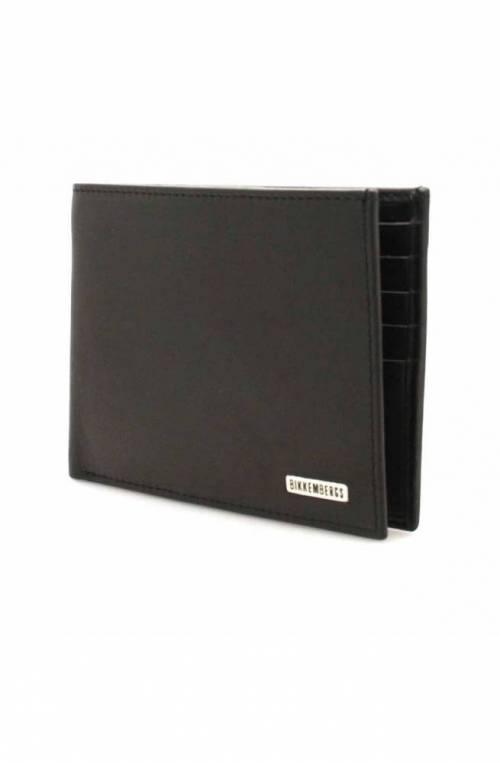BIKKEMBERGS Wallet Male Black - E83PME273033999