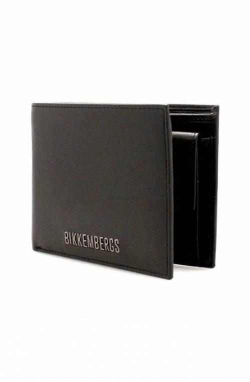 Portafoglio BIKKEMBERGS Uomo Nero - E83PME283023999