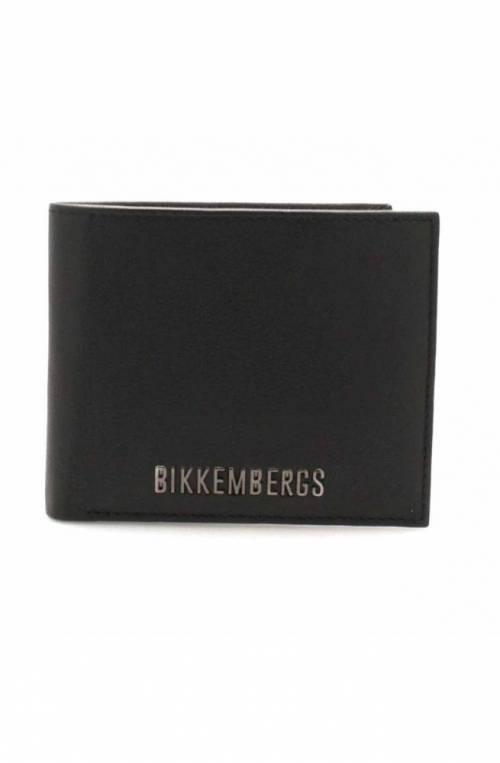 BIKKEMBERGS Wallet Male Black - E83PME283053999