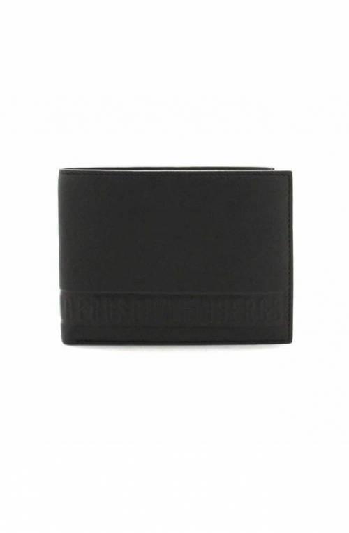 BIKKEMBERGS Wallet Male Black - E83PME293023999