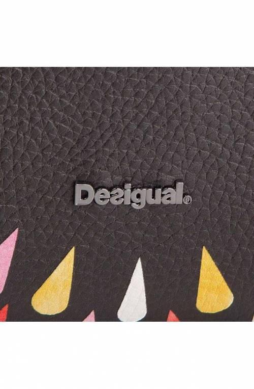 Borsa DESIGUAL SPLATTER MARVIN Donna Nero - 18WAXPB7-2000-U