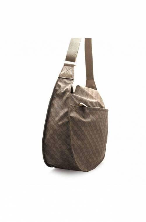 GHERARDINI Bag softy Female Dark Brown - GH0260-314ROCCIA