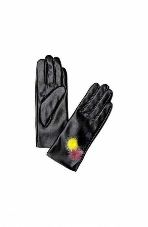 GUESS Gloves Female S Black - AW7851POL02BLAS