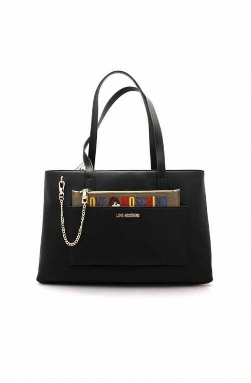 LOVE MOSCHINO Bag Female Black - JC4276PP06KK0000
