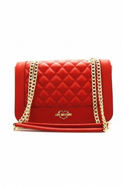 LOVE MOSCHINO Bag Female red - JC4200PP06KA0500
