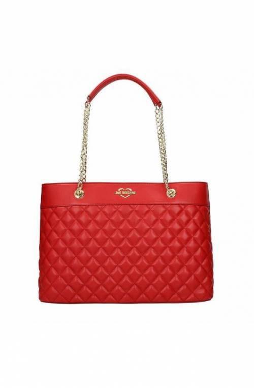 LOVE MOSCHINO Bag Female red - JC4204PP06KA0500
