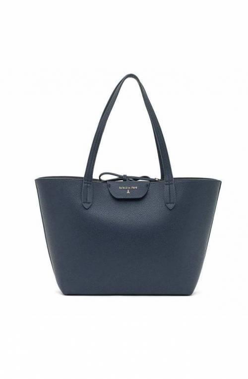 PATRIZIA PEPE Bag Female DoubleBlue/DK.Grey Reversible - 2V5452-AV63-I2UZ