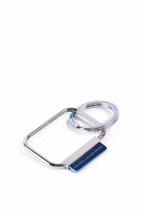 Portachiavi PIQUADRO Blu Maschile - PC4567B2-BLU2