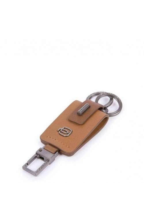 PIQUADRO Keyrings Cube Leather Unisex - PC4548W88-CU