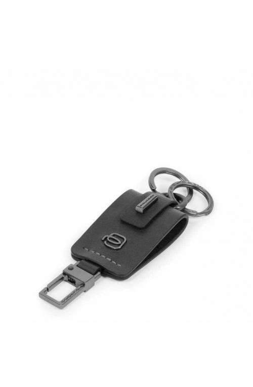 PIQUADRO Keyrings Cube Black Unisex - PC4548W88-N