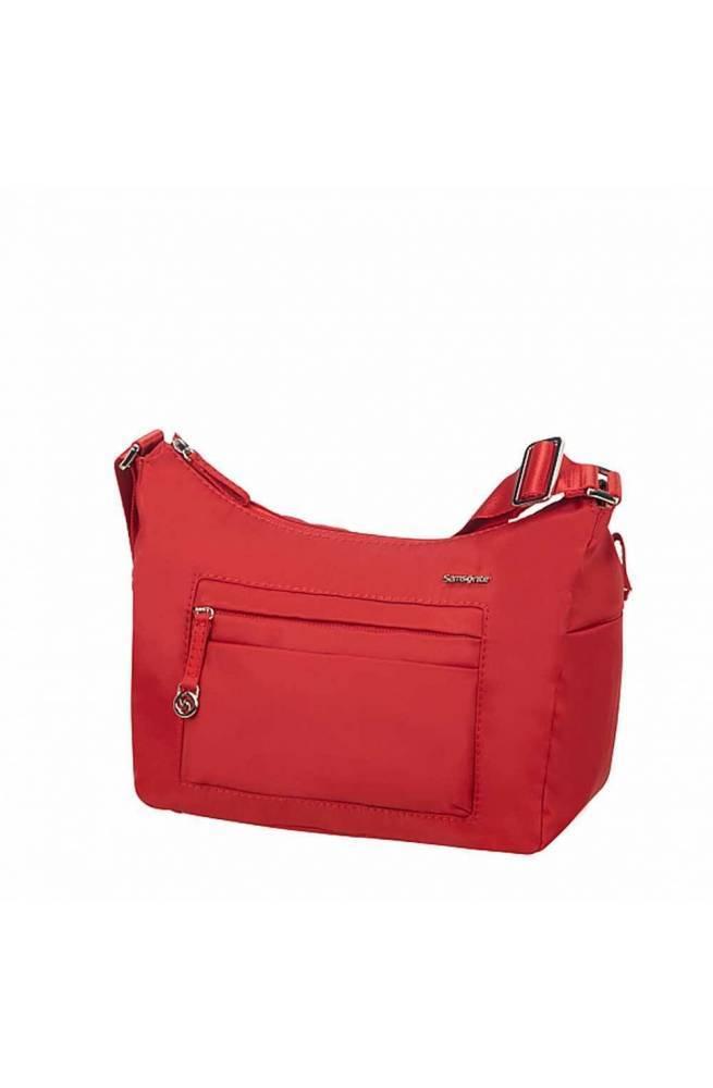 e01da2835d40b SAMSONITE Tasche Damen rot - 88D-50020 - PoppinsBags
