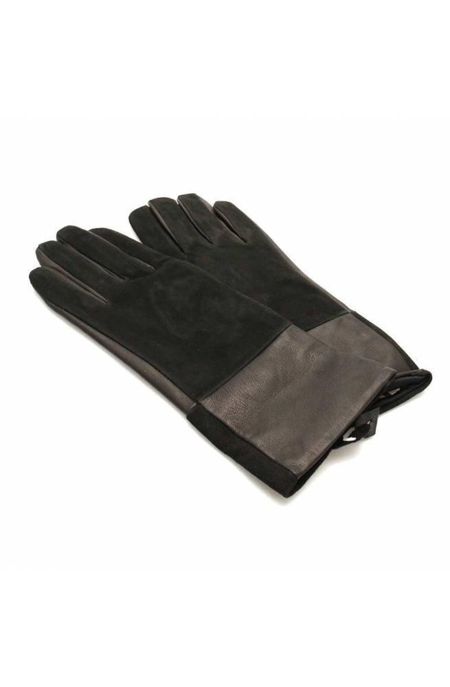 TWIN-SET Gloves Female Suede S - OA8T5D-00006-S
