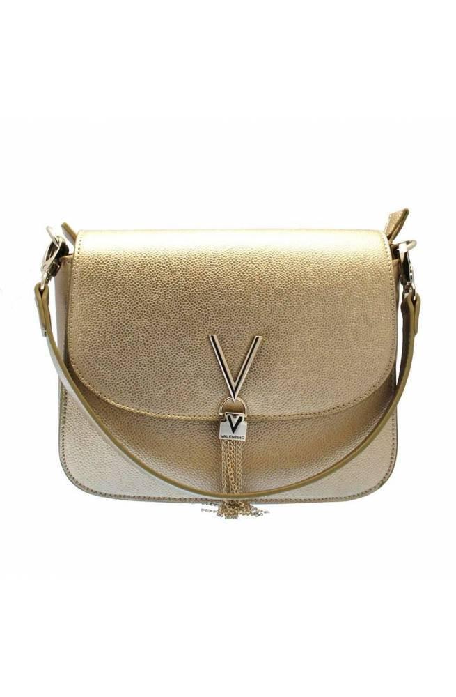 VALENTINO Bolsa Divina Mujer Oro - VBS1R404G-ORO