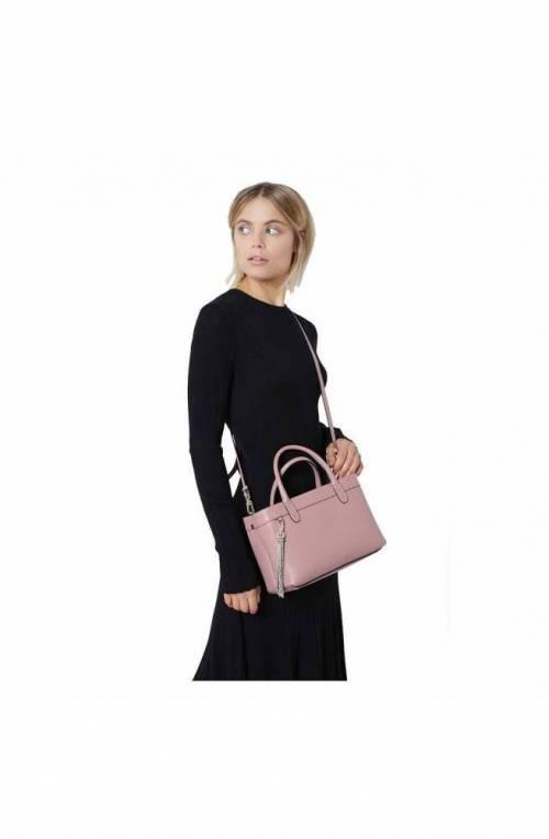 Borsa BORBONESE Donna Shopper Pelle rosso - 923689-F96-500