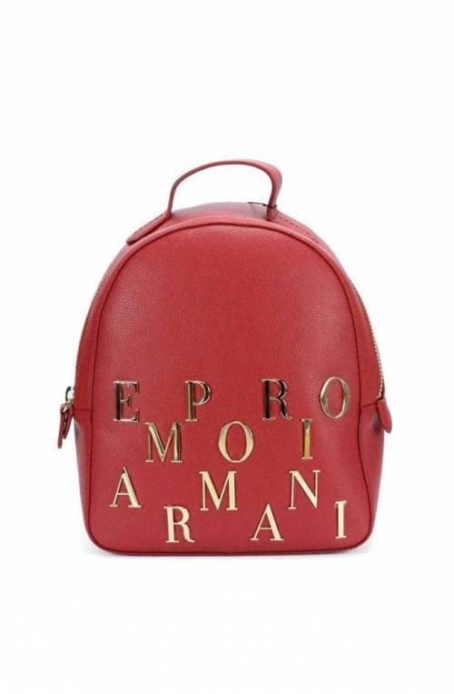 Zaino Emporio Armani Donna Rubino - Y3L020-YH59A-80133