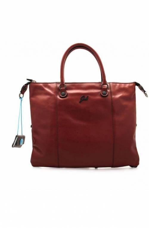 Borsa GABS G3 Donna Pelle Bordeaux - G000030T2X0203-C4005