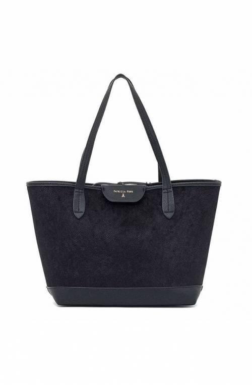 PATRIZIA PEPE Bag Animalier Ladies Black - 2V7193-A4O4-K343