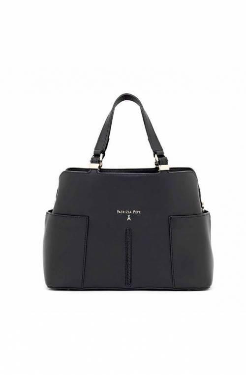 PATRIZIA PEPE Bag Female Leather Black - 2V8423-A2OI-K103