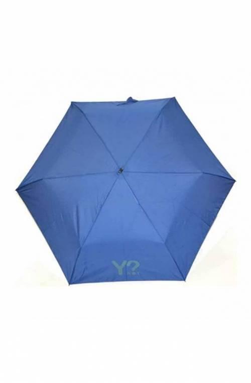 Ombrello YNOT Blu Unisex - UM-004A-BLUE