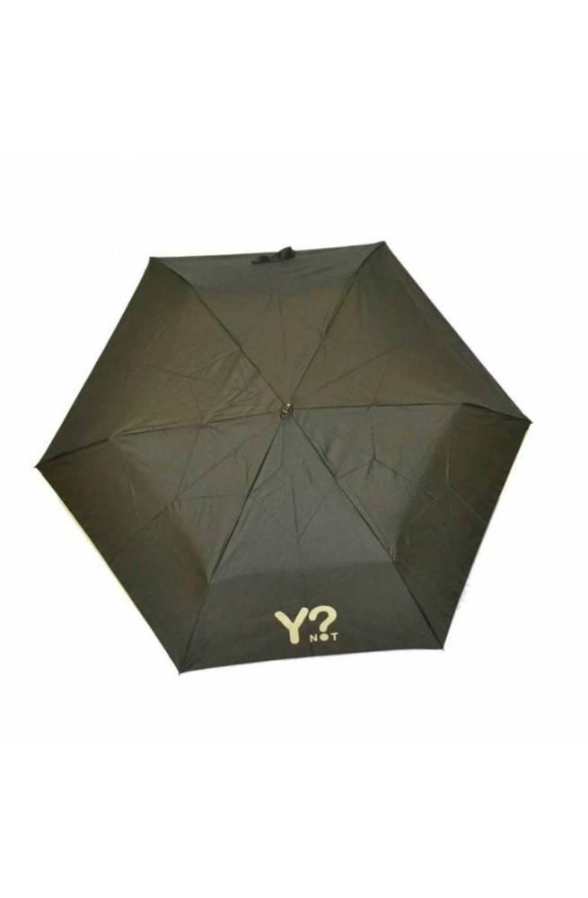 Ombrello YNOT Nero Unisex - UM-004A-BLACK