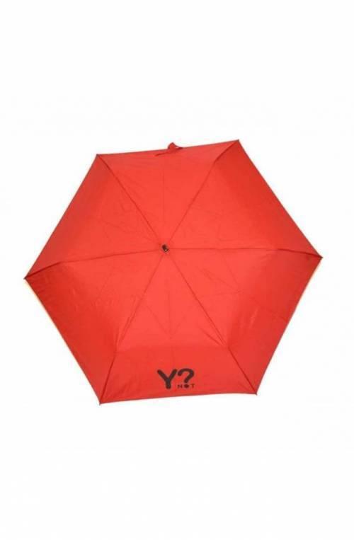 Ombrello YNOT Rosso Unisex - UM-004A-RED
