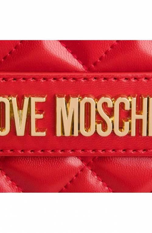 Borsa LOVE MOSCHINO Donna Rosso - JC4000PP17LA0500