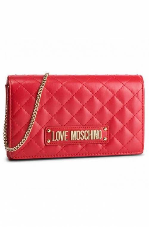 Borsa LOVE MOSCHINO Donna Rosso - JC4118PP17LA0500