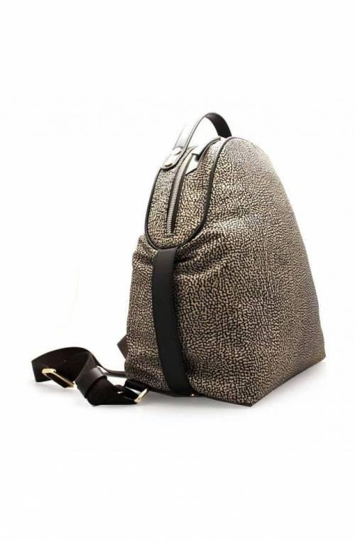 BORBONESE Backpack Female Brown - 934391-296-C45