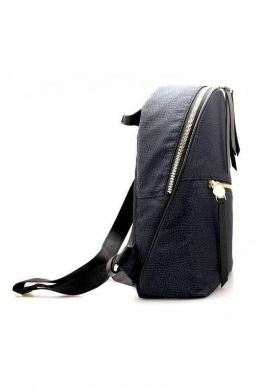 BORBONESE Backpack Female Black - 934376-296-100