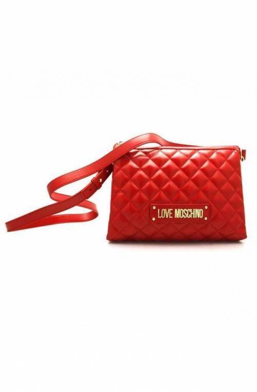 Borsa LOVE MOSCHINO Donna Rosso - JC4010PP17LA0500