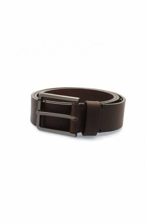 Cintura CALVIN KLEIN ESSENTIAL Uomo Pelle 110 Marrone- K50K504479066-110