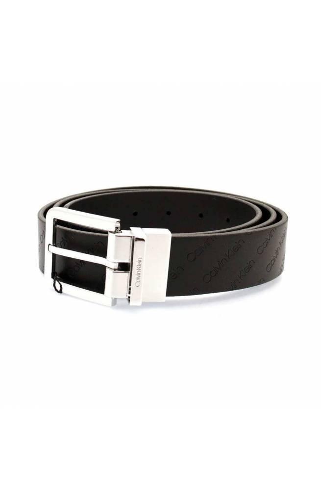 goditi il miglior prezzo nuovo stile cercare Cintura CALVIN KLEIN Uomo Pelle 110 Nero - K50K504490904-110 - PoppinsBags