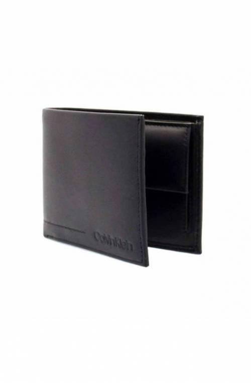 CALVIN KLEIN Wallet FLEX Male Blue navy - K50K504414067