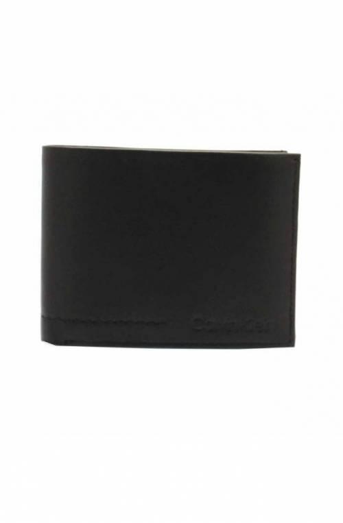 CALVIN KLEIN Wallet FLEX Male Black - K50K504437001