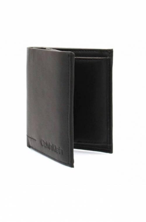 CALVIN KLEIN Wallet FLEX Male Black - K50K504461-001