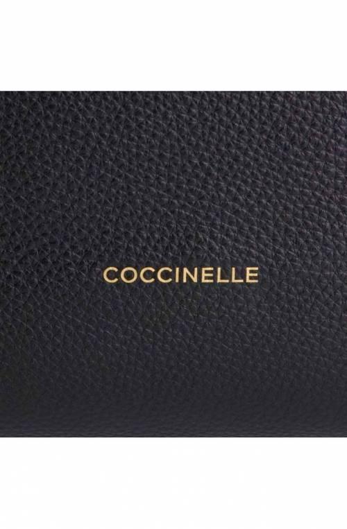 Borsa COCCINELLE DIONE Donna Pelle Nero - E1DC5110301001
