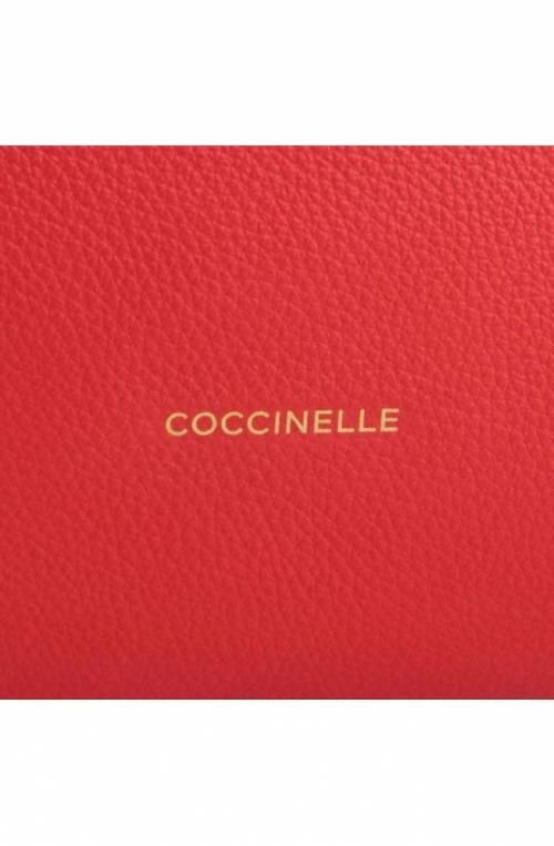 Borsa COCCINELLE DIONE Donna Pelle Rosso - E1DC5110301R09