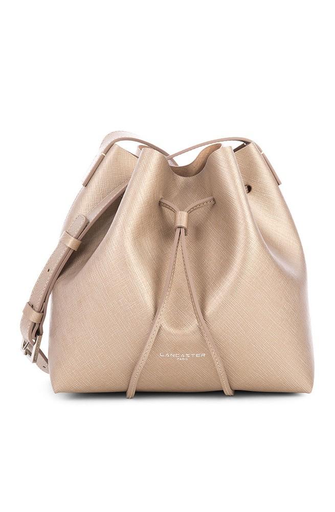 LANCASTER PARIS Bag Female bucket shape Champagne - 422-18-CHAMPAGNE