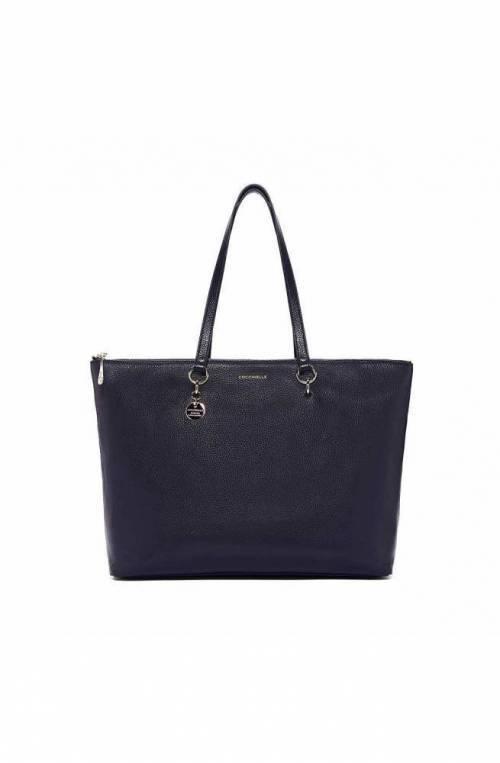 COCCINELLE Bolsa Mujer Tote Azul - E1DS5110101B11