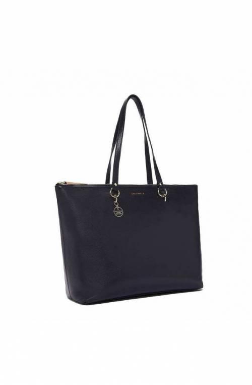 Borsa COCCINELLE Donna shopping Blu - E1DS5110101B11