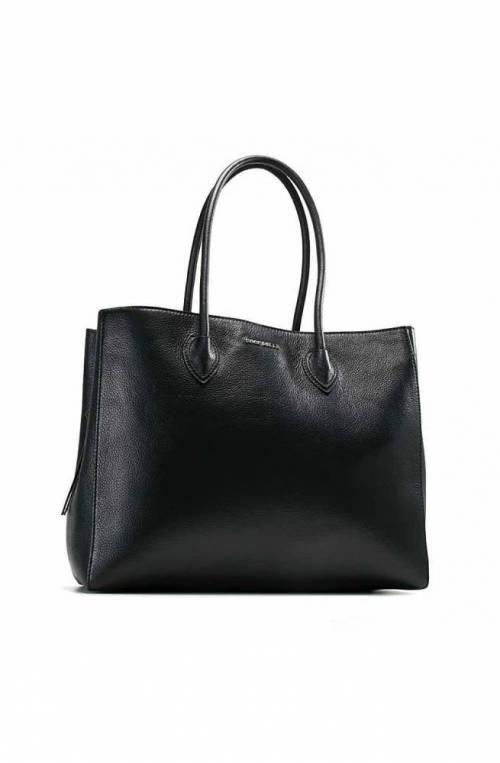 COCCINELLE Bolsa FARISA Mujer Cuero Negro - E1DG5110101001