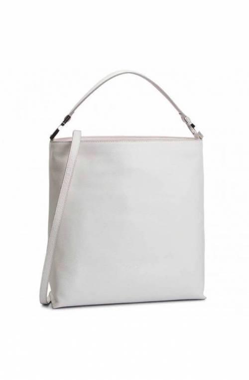 COCCINELLE Bolsa KEYLA Mujer Cuero Blanco - E1DI0130201H10