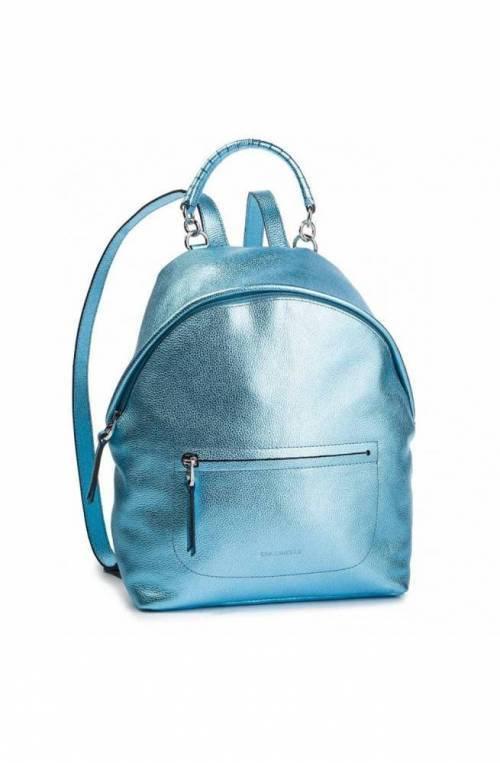 COCCINELLE Mochila LEONIE Mujer Cuero azul - E1DN0140101B09