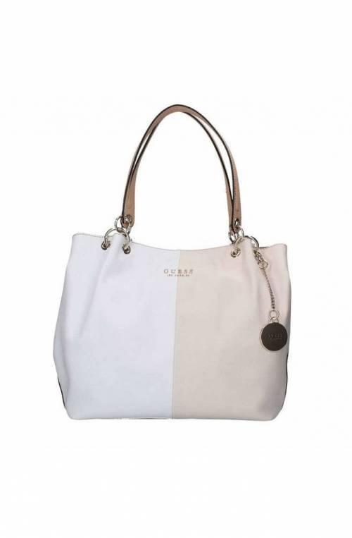 GUESS Bag CARY CARRYALL Female White-Beige - HWVG7290240MCA