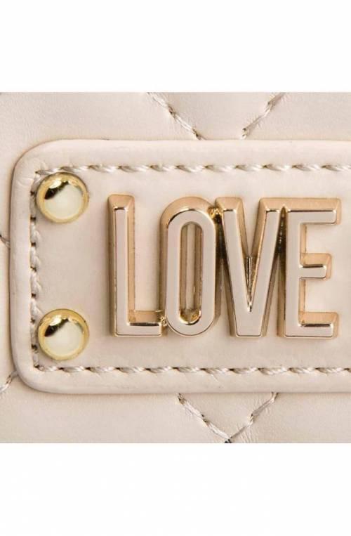 Borsa LOVE MOSCHINO Donna Avorio - JC4118PP17LA0110