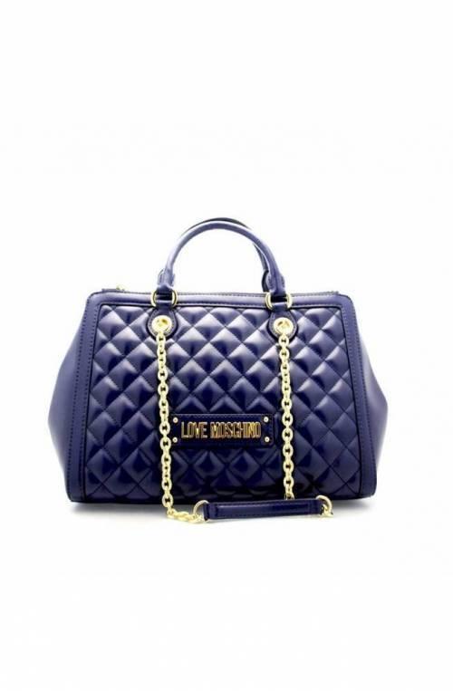 LOVE MOSCHINO Bolsa Mujer Azul - JC4000PP17LA0750