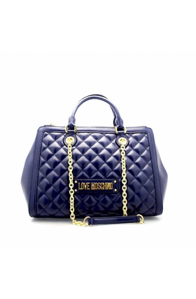 bc568eee06 LOVE MOSCHINO Bag Female Blue - JC4000PP17LA0750 ...