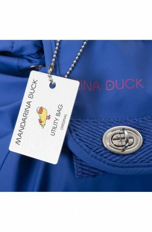 Zaino Mandarina Duck Donna Blu - P10UQT0124D