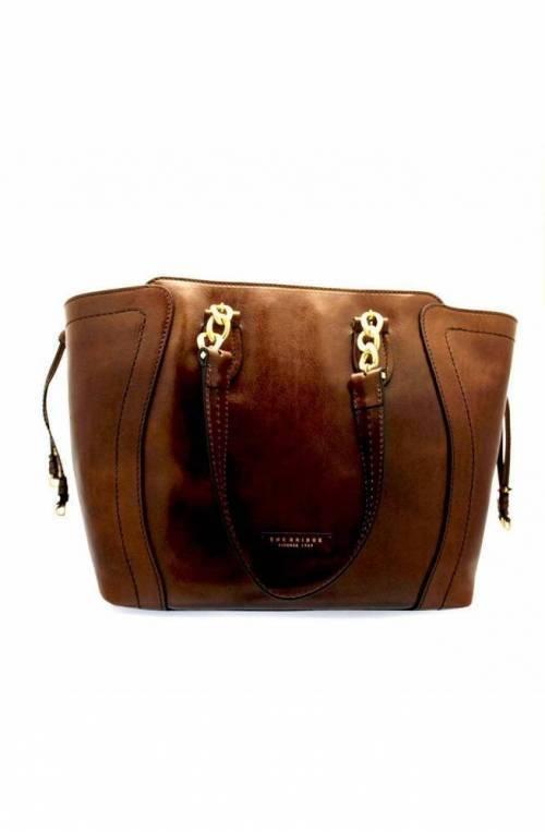 The Bridge Wayfarer Bag ARGENTARIO Female Leather Brown - 04314901-14