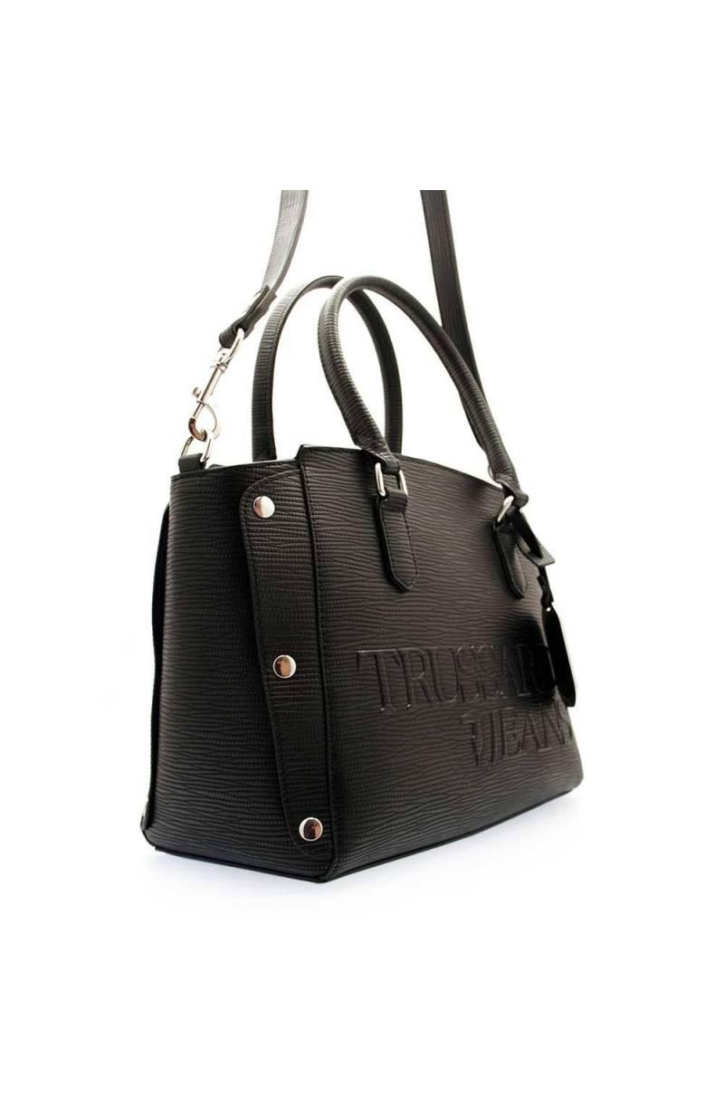 ... TRUSSARDI JEANS Bag MELLY Female Black - 75B006779Y099999K299 ... 08154248af5